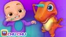 This Is The Way We Brush Our Teeth - ChuChu TV Funzone 3D Nursery Rhymes Kids Songs