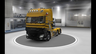 [ETS2 .] Daf XF Euro 6 Reworked v3.8 [Schumi]