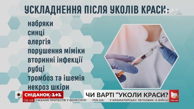 Говоримо про ризики інєкцій краси з хірургом Ростиславом Валіхновським