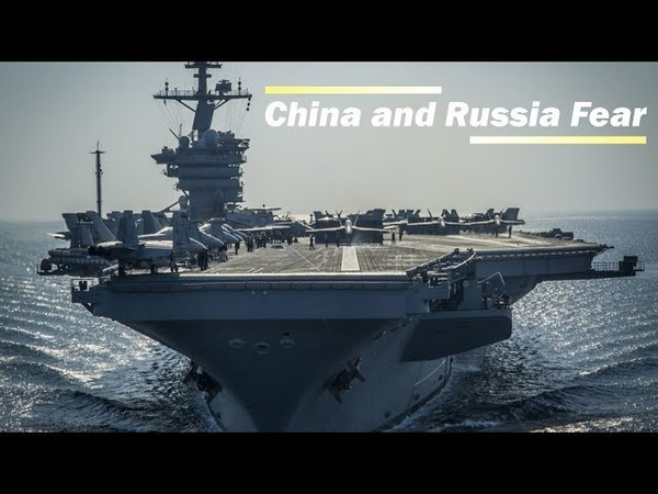 Why China and Russia Fear America's Nimitz-Class Aircraft Carriers
