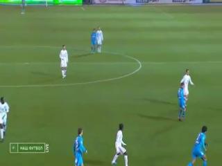 Зенит - ЦСКА. Вагнер, 14 (0:1) охуеть, великолептный гол, как он ударил, единственный в России нападающий топ уровня...