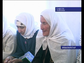 Гафурийский район 12-летний Ильназ Ахметшин правит мечетью (БСТ-новости сюжет Залифы Барлыбаевой)