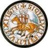 Логотип Музыкальный театр «Рок-орден Тампль»