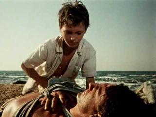 Песня из кинофильма ''Последний дюйм'' реж.Т.Вульфович и Н.Курихина по одноименному рассказу Дж.Олдриджа. 1958 .