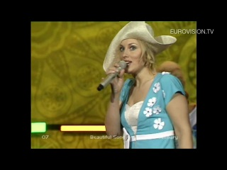 Esc 2012 latvia anmary beautiful song