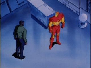 Железный Человек Iron Man 1994 1 сезон 4 серия