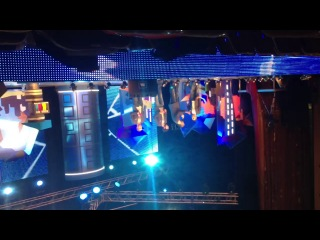 Сборная Азербайджана - Спасибо тебе Бог (Музыкалка 1/4 финала Первой Лиги МС КВН, репетиция)