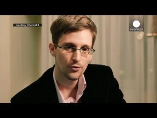 Сноуден – британцам: «Оруэлл и представить себе не мог»