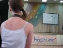 А ну- ка девушки Freshtime 7 класс [13.0313] приветствие