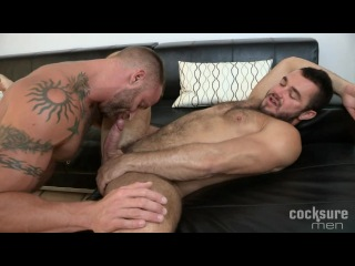 [CockSureMen] Jessy Ares and Derek Parker
