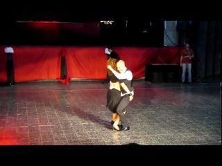 Junín Salsa Congress 2012 ~ Ataca y La Alemana Florida USA II