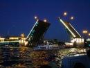 Дворцовый мост Разводной
