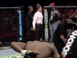 #13: anthony johnson vs chad reiner - fight time: 13 seconds