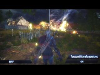 E3 2013: Nvidia показала поразительные графические эффекты Witcher 3