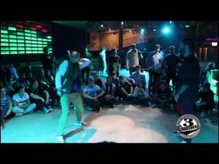 Hip-hop 1/4 _ Fistalika VS Zaur