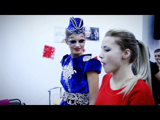 Участие нашей команды в Фестевале Индустия красоты г.Винница 2013г