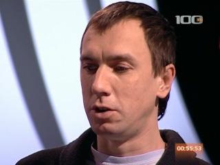 Телевизионный клуб Зенит / Фанатский вираж на 100 ТВ / Эфир от