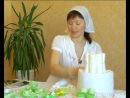 Торт из памперсов (подгузников) Мастер класс. Аля Счастливая