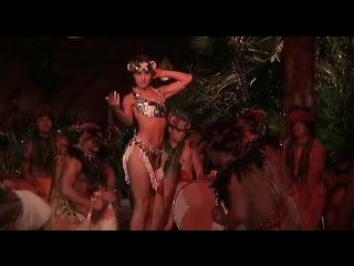 Beautiful Jacqueline Obradors performing exotic dance / Фильм шесть дней, семь ночей