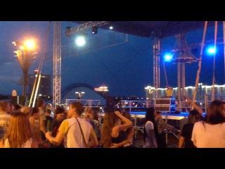 infin8y @ немига, зона гостепреимства - tiesto vs depeche mode