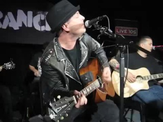 Rancid- who would've thought (live acoustic at ex'pression college, emeryville) [07/09/09]