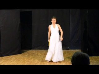 Экзамен по Актерскому Мастерству. 1 курс. Наблюдение за звездами. Рут Браун - Гаюрова Лайли