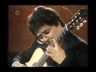 Costas Cotsiolis Plays Choro De Saudade Barrios live