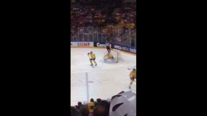 Чемпионат Мира 2015 Швеция vs Канада