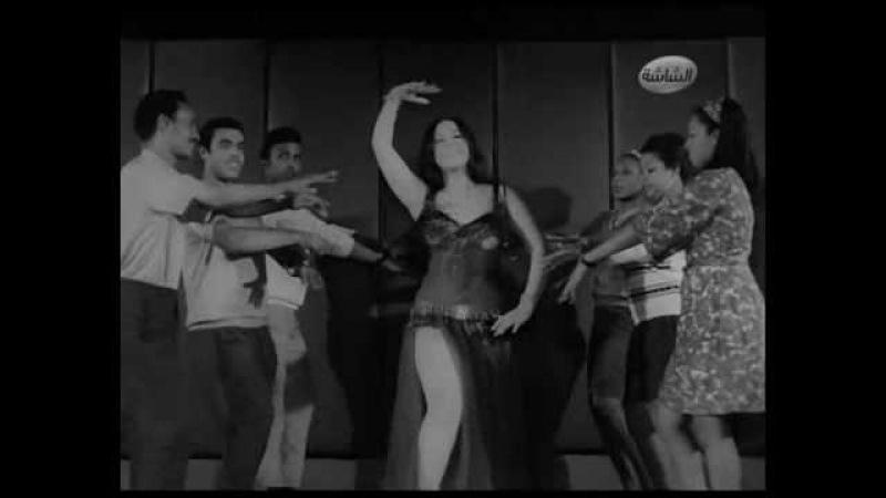 Suheir Zaki in classic movie
