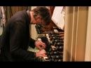Dom, Utrecht A. Dvorák - Allegro con fuoco, symph. 9/4 MARCO DEN TOOM, organ