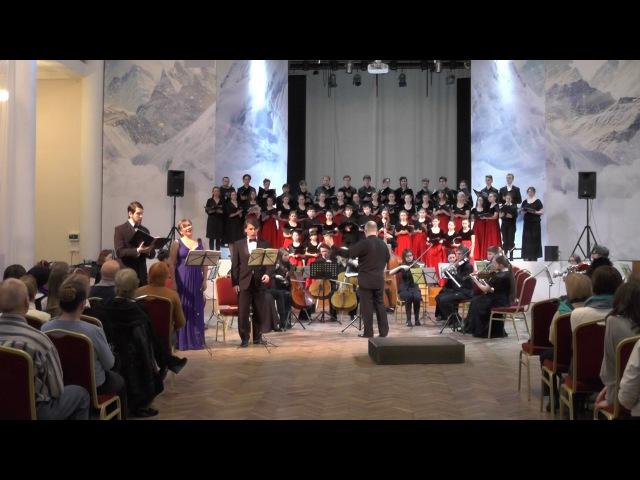 Schubert Messe №2 G Dur Benedictus 23 03 2017