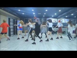 SONAMOO(소나무) 'CUSHION' Dance Practice(Mirrored)안무영상 거울모드