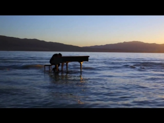 Dubstep piano on the lake radioactive with william josep