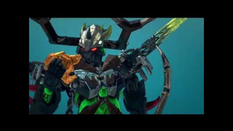 Dragula Umarak The Hunter Music Video Bionicle The Journey to One