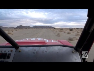 WayaLife 4x4 EVO 1 s First Shakedown Run for the 2013 King of the Hammers Race