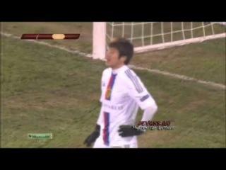 Зенит - Базель 1-0 (1-2) Обзор матча