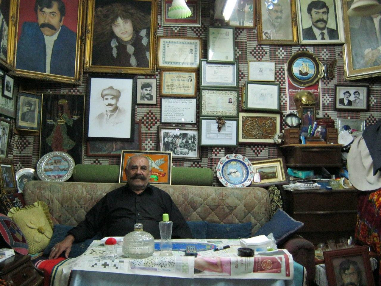 Рынок б/у вещей в Анкаре