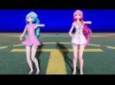 【MMD】KiLLER LADY【TDAナース服 Nurseミク&ルカ】720p