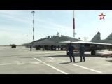 «Перехват» крылатых ракет на юге России: кадры учений