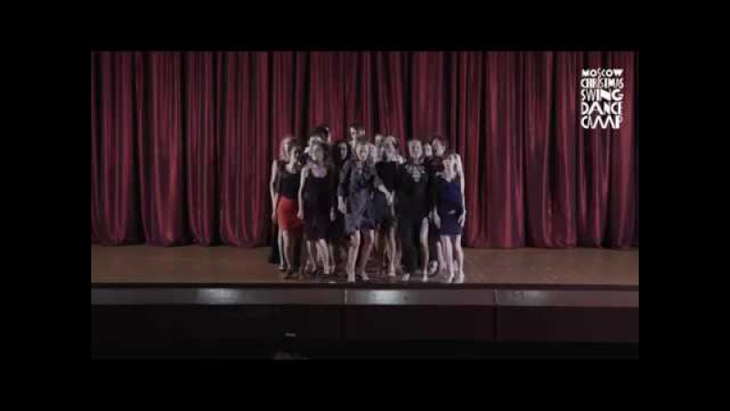 Hoo doo man by Adamo Vicci Blues Boot Camp MXDC 2018 Cabaret