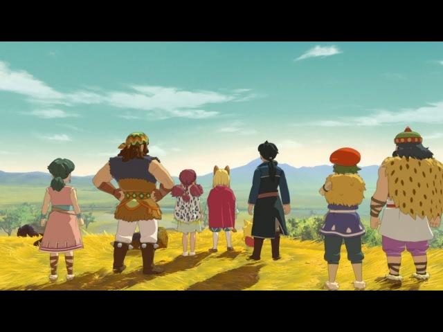 Ni no Kuni II Revenant Kingdom Launch Trailer PS4 PC