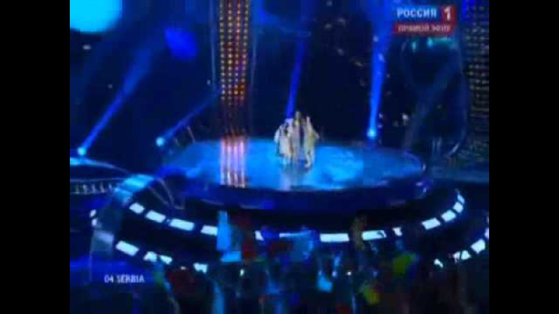 Sonja Škorić-Čarobna noć (Волшебная ночь)(Russian Version)