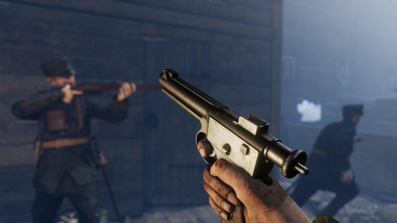 Оружие в Tannenberg