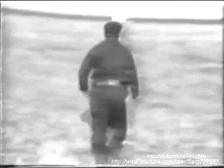 Алексей Алексеевич Кадочников (1989г) - Редкое видео - Тренировка на полигоне (Раритет)