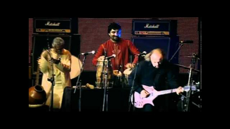 Bill Bailey Duelling Sitars Tinselworm