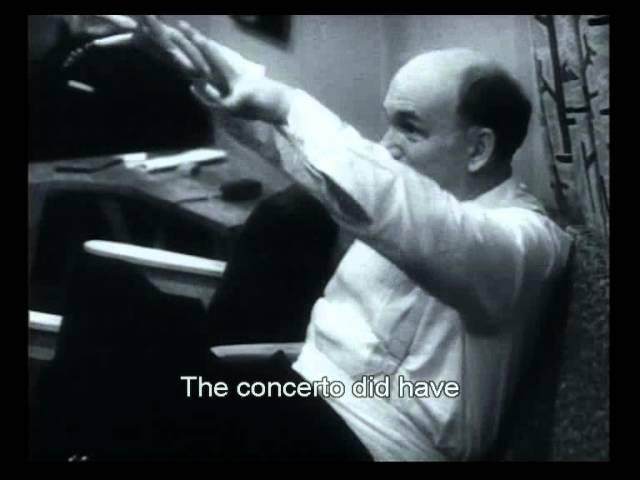 Sviatoslav Richter The Enigma Documentary (Monsaingeon 1998) - DivX - disc 1.avi