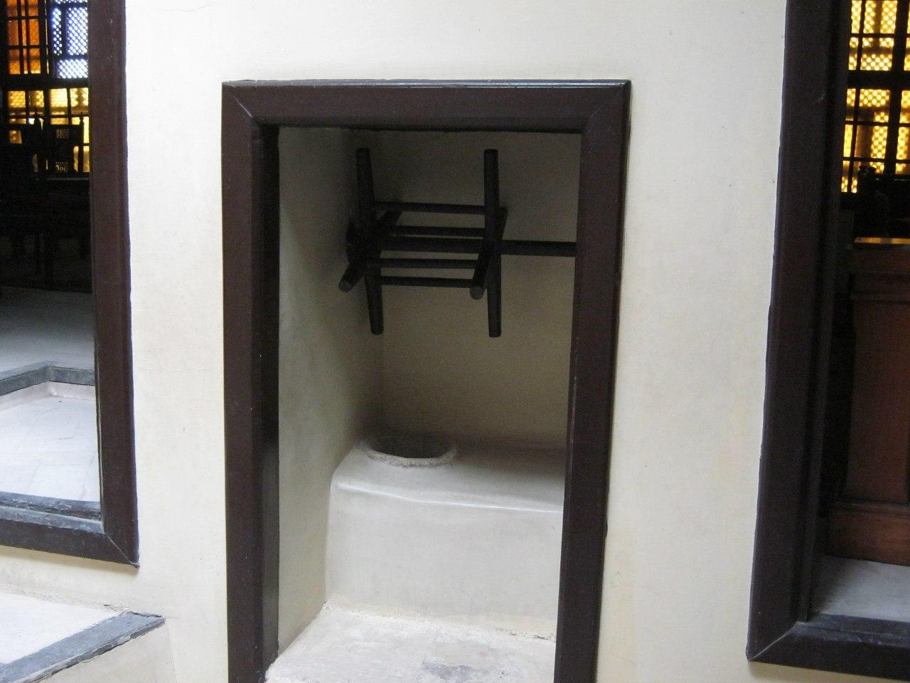 Типичный Розеттский особняк изнутри