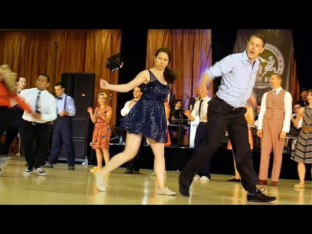 ILHC 2013 Invitational Strictly Lindy Hop Finals