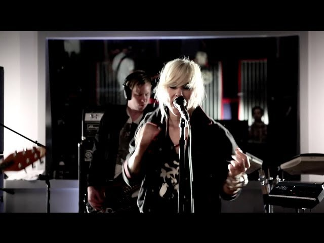 The Sounds perform It's So Easy Dance With The Devil at Red Bull Studio Sessions