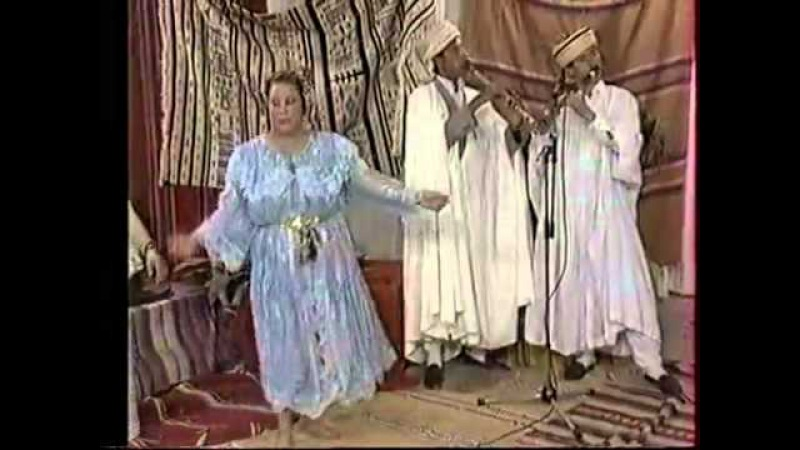 Шауйя Cheikha Mouni (5-8) - Folklore Chaoui - Gasba Chaouia